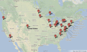 2013-07-30 I-Corps Team Map